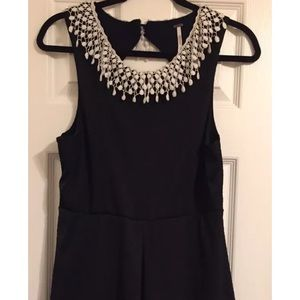 Fabulous Free People black dress size L